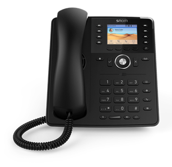 snom 717 desk phone