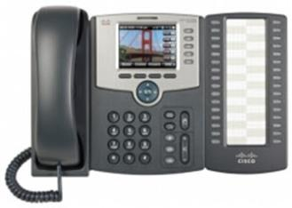 Cisco attendant consoles