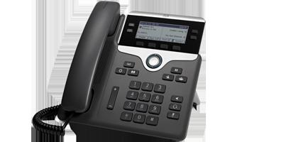 Cisco 7841 desk phone